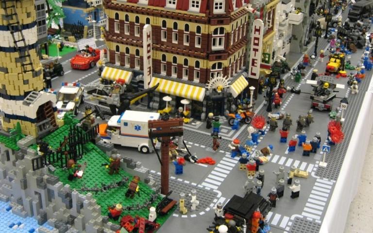 City Lego 2016-2017 a Roma